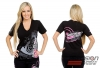 Precision Turbo and Engine T-Shirt: Turbo Tread (Ladies)