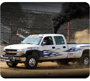 Truck Pulling Turbochargers