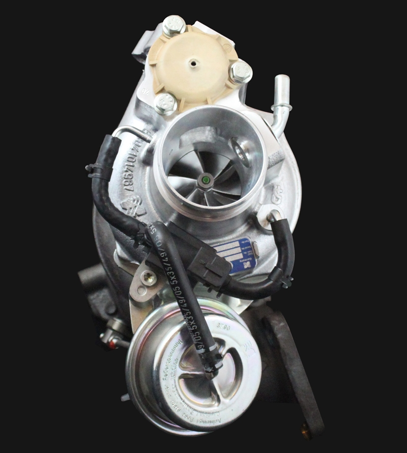 Get More Power Out Of Your Stock Turbo