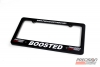 Precision Turbo and Engine License Plate Frame