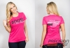Precision Turbo and Engine T-Shirt: Turbo Power (ladies)