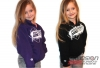 Precision Turbo & Engine Youth Zip-Up Hoodie (Unisex)