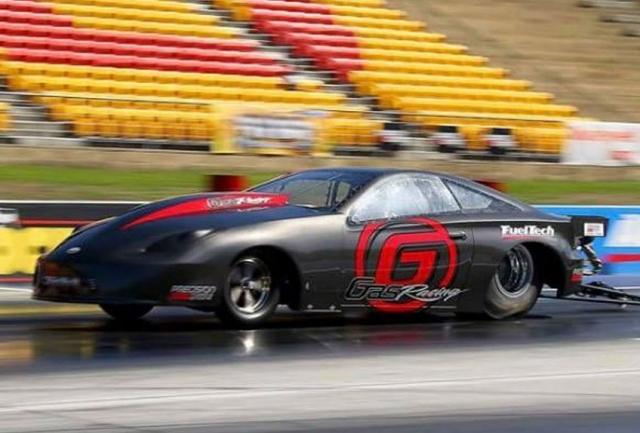 Joe Signorelli/Gas Motorsports