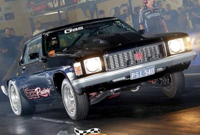 Zoran Gajic/Gas Motorsports