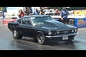 Steve Willingham's Classic Mustang Goes 7.57 at 195.39 MPH