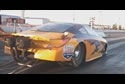 Fastest 4-Cylinder in the World goes 6.71 at 206 MPH