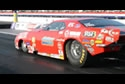Precision Turbo Boosted Don Walsh at NHRA Houston Pro Mod